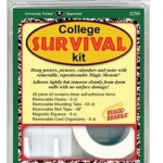 College Survival Wall Mount Kit
