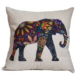 elephant- Dorm Decor throw pillows