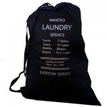 Laundry Bag with Drawstring