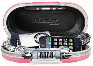 Master Lock Portable Personal Safe