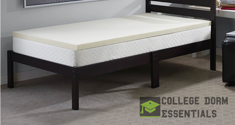 Memory Foam Twin XL Mattress Topper