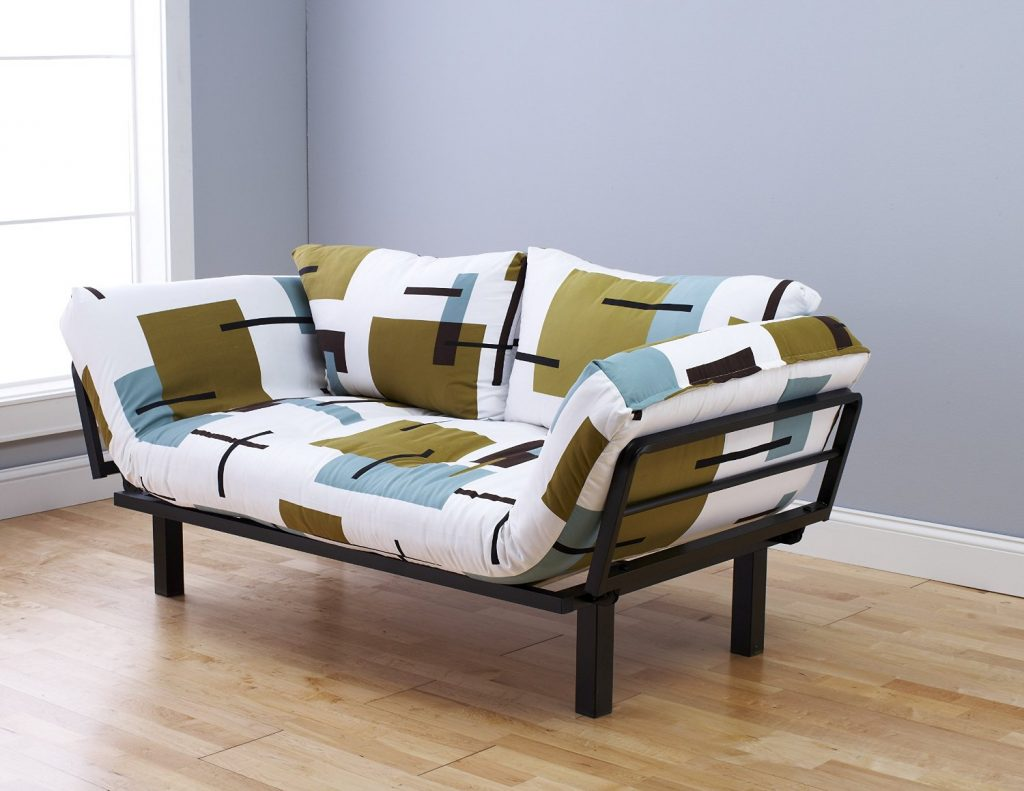 Art Deco Pattern Futon