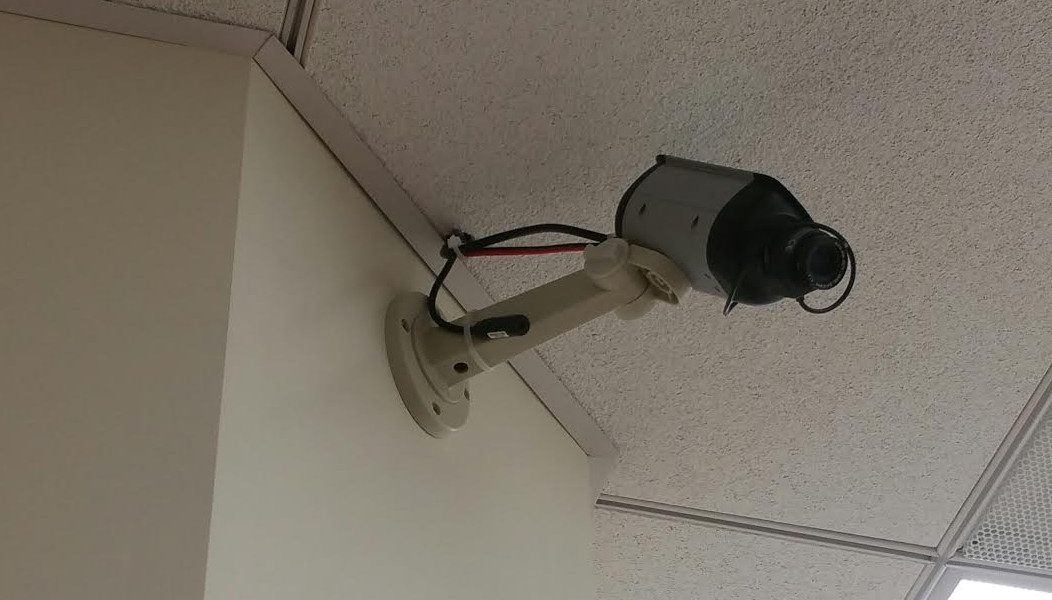 The Security Camera Your Dorm Needs