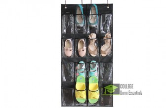 Hanging Door Storage Room / Closet Organizer – 16 Pockets