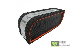 Don't Stop the Party! Coosh Portable Speakers Perfect for Your Dorm Room!
