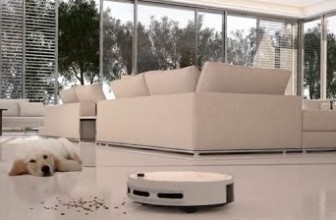 Awesome Robotic Vacuum Your Dorm Deserves