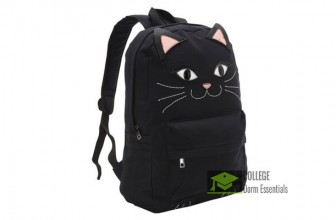 This Kitty Cat Backpack is Purr-fect
