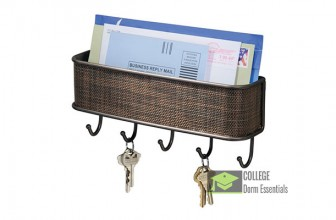 Mail and Key Hanger Wall Mount