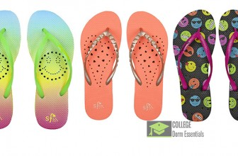 Anti-Slip Shower Water Sandals for Women